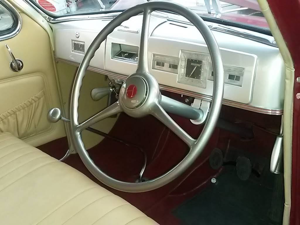 Studebaker Commander for hire in Western Cape Hire Claremont