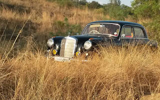 Mercedes Benz 220 S Rent Gauteng