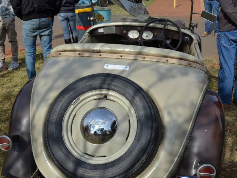 1938 Bantam Roadster for rent in Gauteng Hire Pretoria