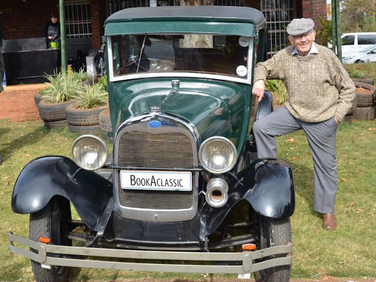 1928 Ford Model A for rent in Gauteng Hire Pretoria