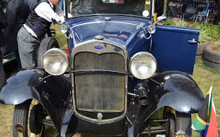 Ford Model A Rent Gauteng