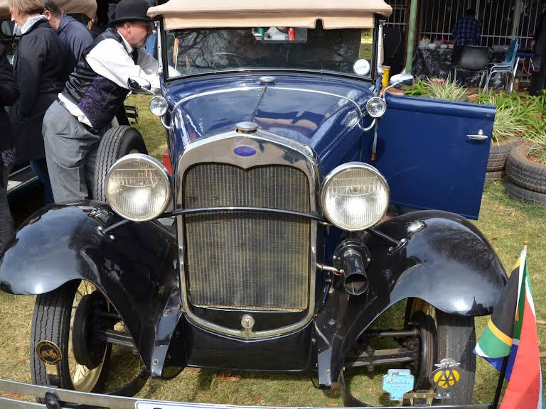 1930 Ford Model A for rent in Gauteng Hire Pretoria