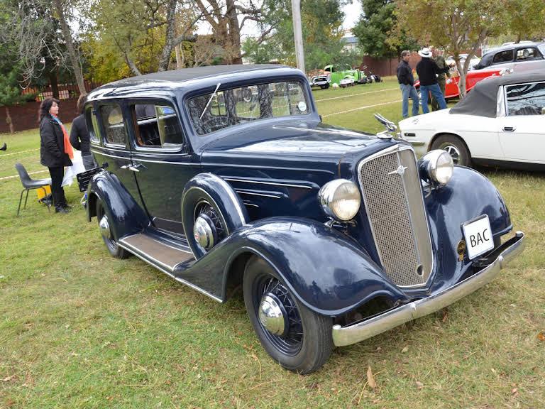 1934 Chevrolet Master Deluxe for rent in Gauteng Hire Pretoria