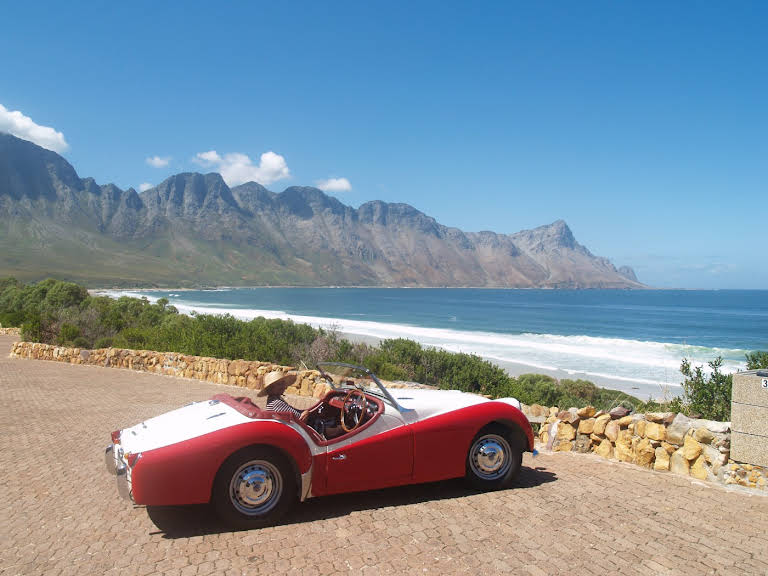 Triumph  TR3A for rent in Cape Town Hire Cape Town