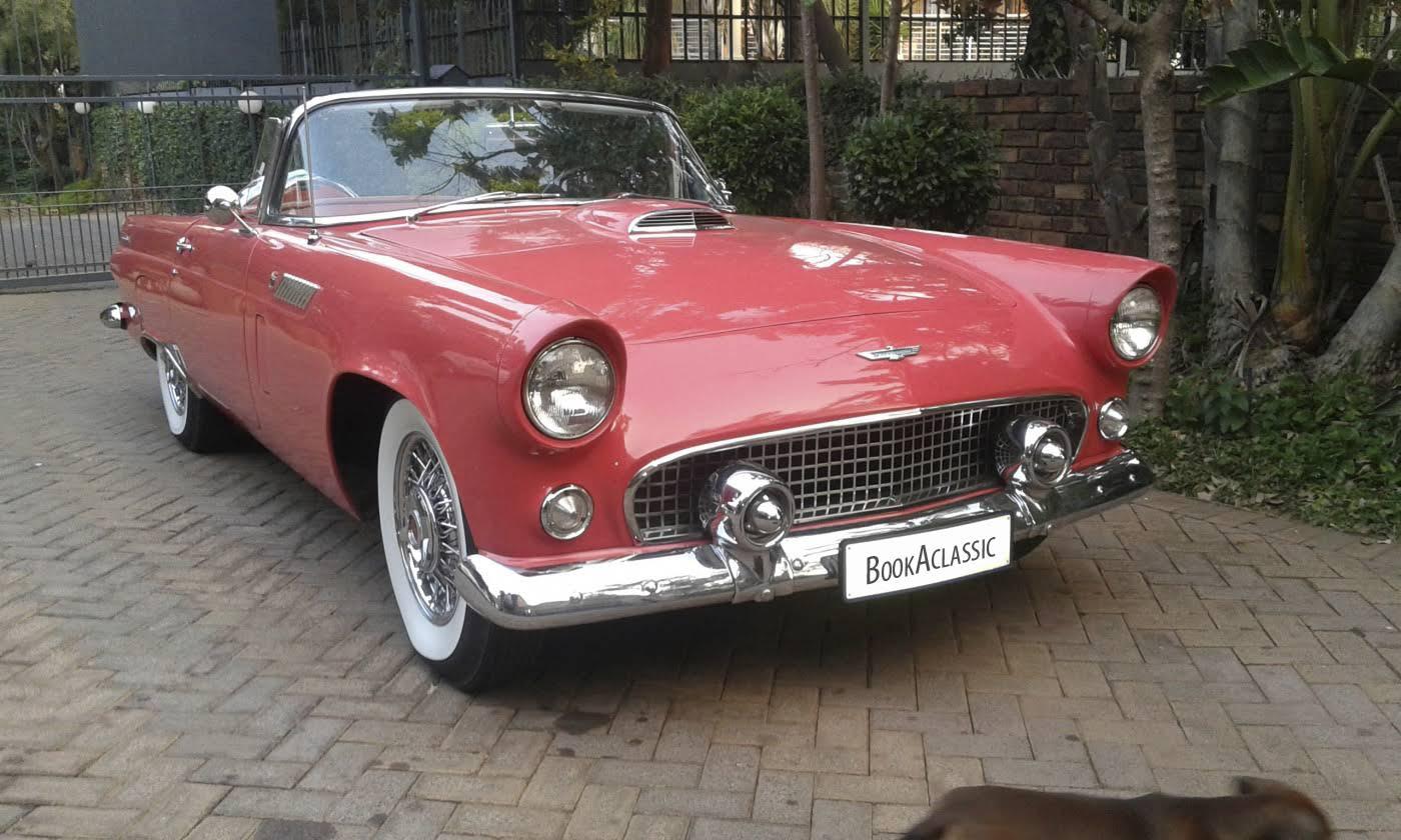 Vintage Car Hire Pretoria