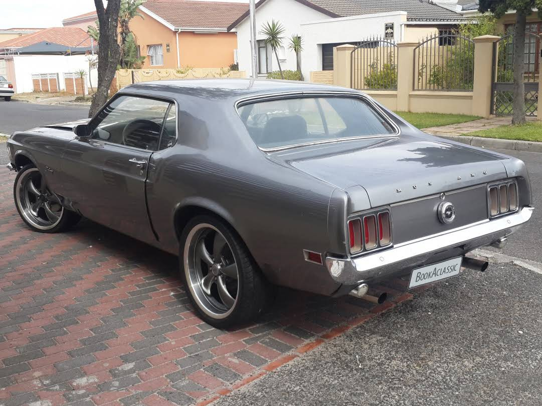 Classic Cars For Rent Cape Town