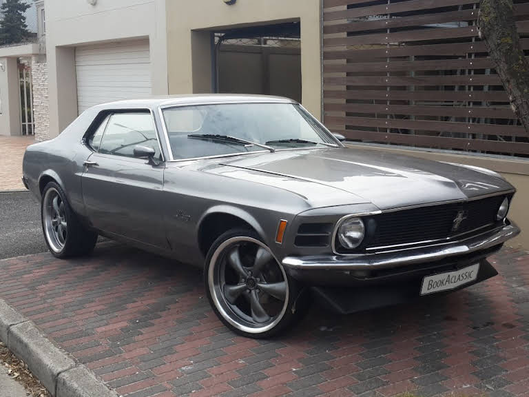 Ford Mustang for rent in Western Cape Hire Cape Town
