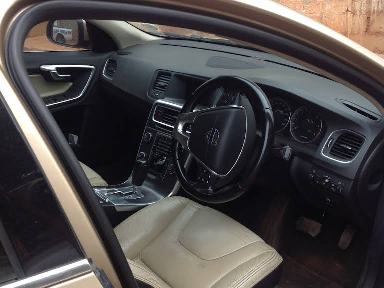 Volvo S60 D3 for rent in Durban Hire Durban