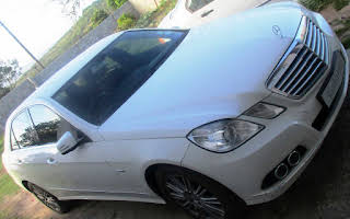 Mercedes Benz E-class Rent Eastern Cape