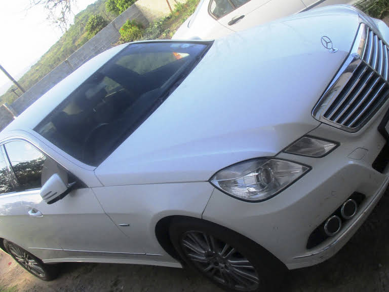 Mercedes Benz E-class for rent in Eastern Cape Hire East Londom
