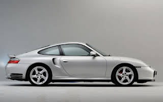 Porsche 996 Turbo Rent Gauteng