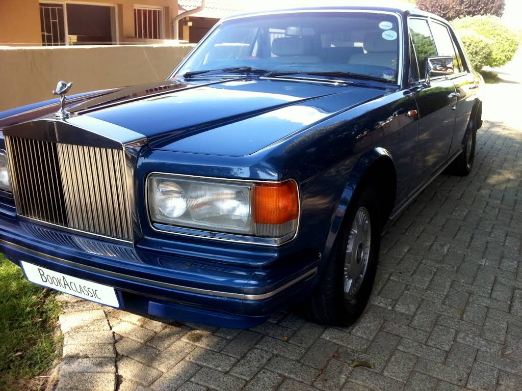 1985 Rolls Royce Silver Spirit Hire Northwold, South Africa