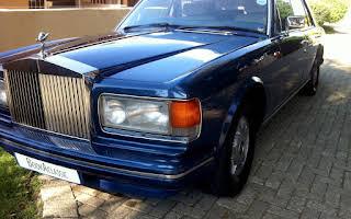 Rolls Royce Silver Spirit Rent Free State