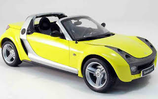 Smart Roadster Rent Gauteng