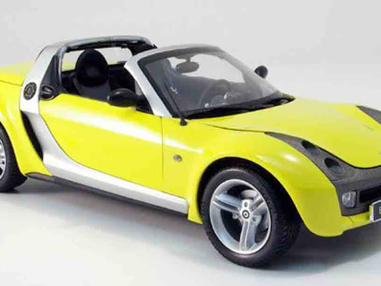 Smart Roadster Hire Johannesburg