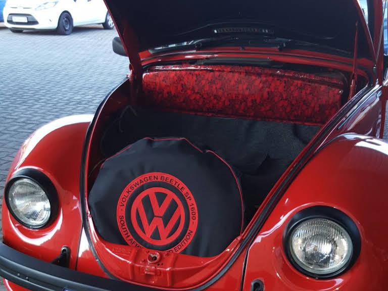 Volkswagen SP 1600 for rent in Gauteng Hire Gauteng