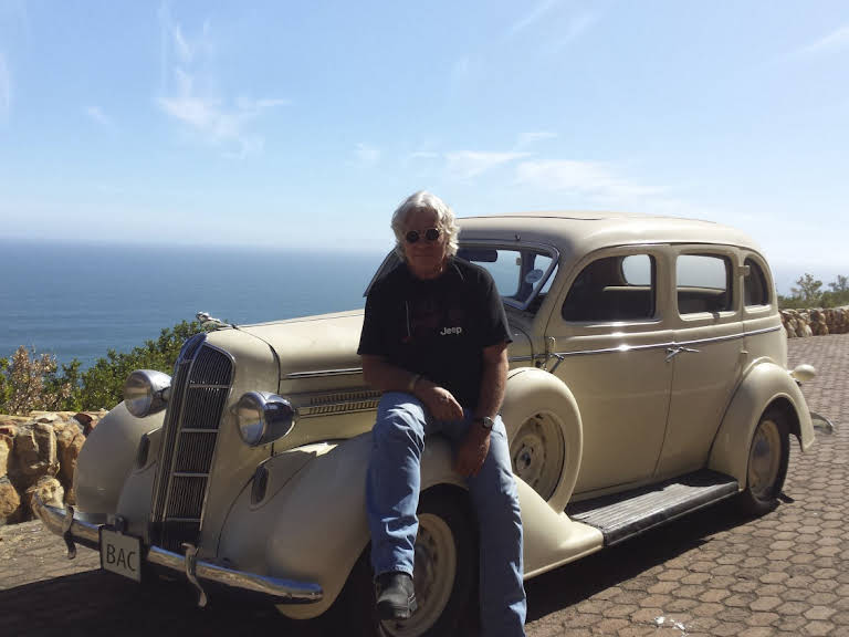 1936 Dodge Brothers 4 door saloon for rent in Western Cape Hire Cape Town