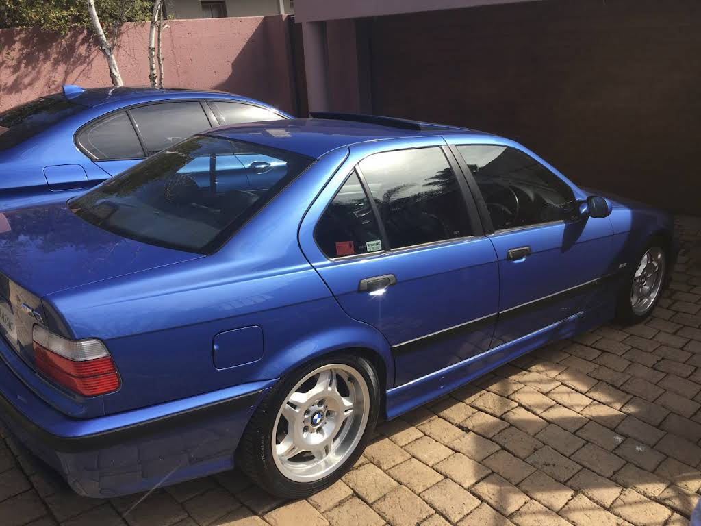 BMW M3 for rent in Gauteng Hire Johannesburg