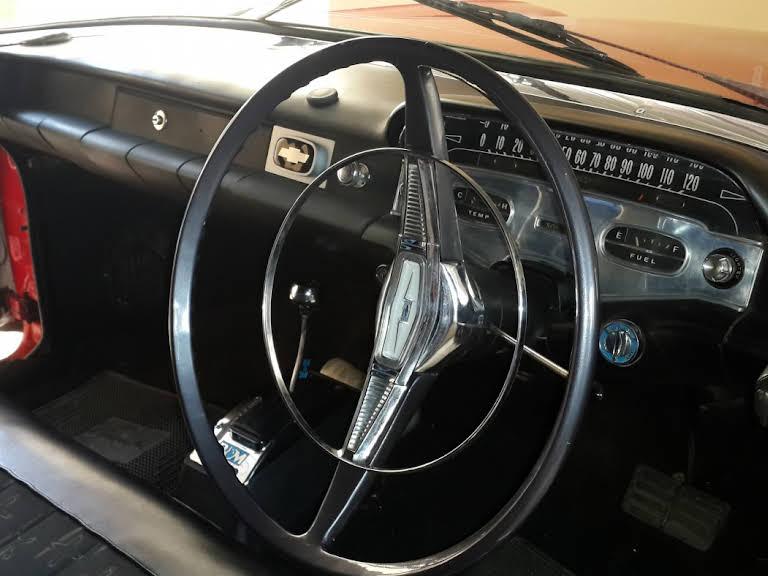 1958 Chevrolet Biscayne for rent in Gauteng Hire Johannesburg