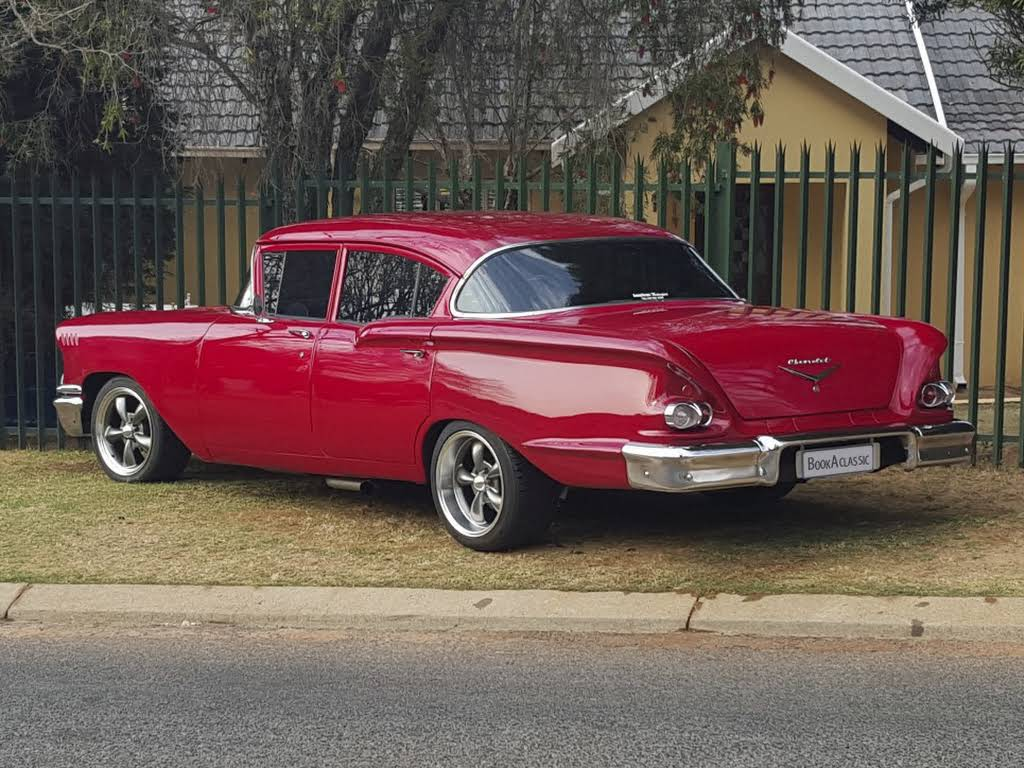 1958 Chevrolet Biscayne for rent in Gauteng Hire Johannesburg