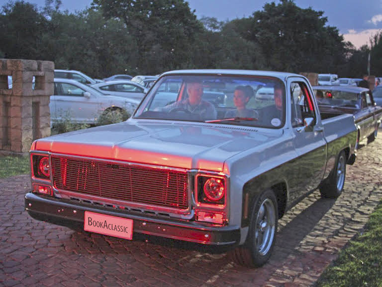 1977 Chevrolet C10 for rent in Gauteng Hire Centurion