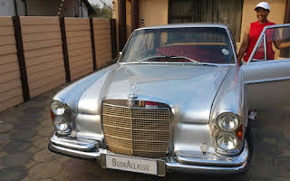 Mercedes Benz 280se Rent Gauteng