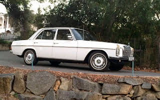 Mercedes Benz W115 240D Rent Western Cape