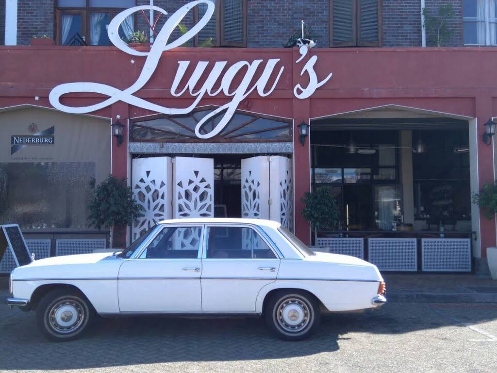 1974 Mercedes Benz W115 240D for rent in Western Cape Hire Wellington