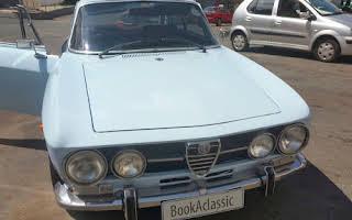 Alfa Romeo 1750 GTV Rent Gauteng