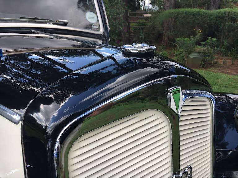 1938 Auto Union DkW F7 Cabriolet Hire Cape town