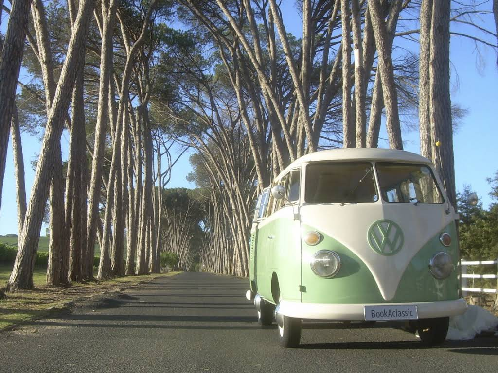 1965 VW camper van for rent in Western Cape Hire Paarl