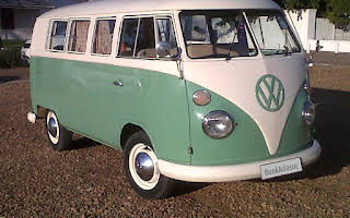 Volkswagen Camper van Rent Western Cape