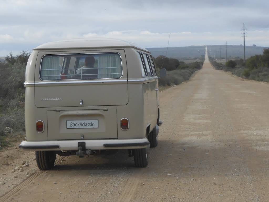 1970 VW Kombi Deluxe for rent in Western Cape Hire Paarl