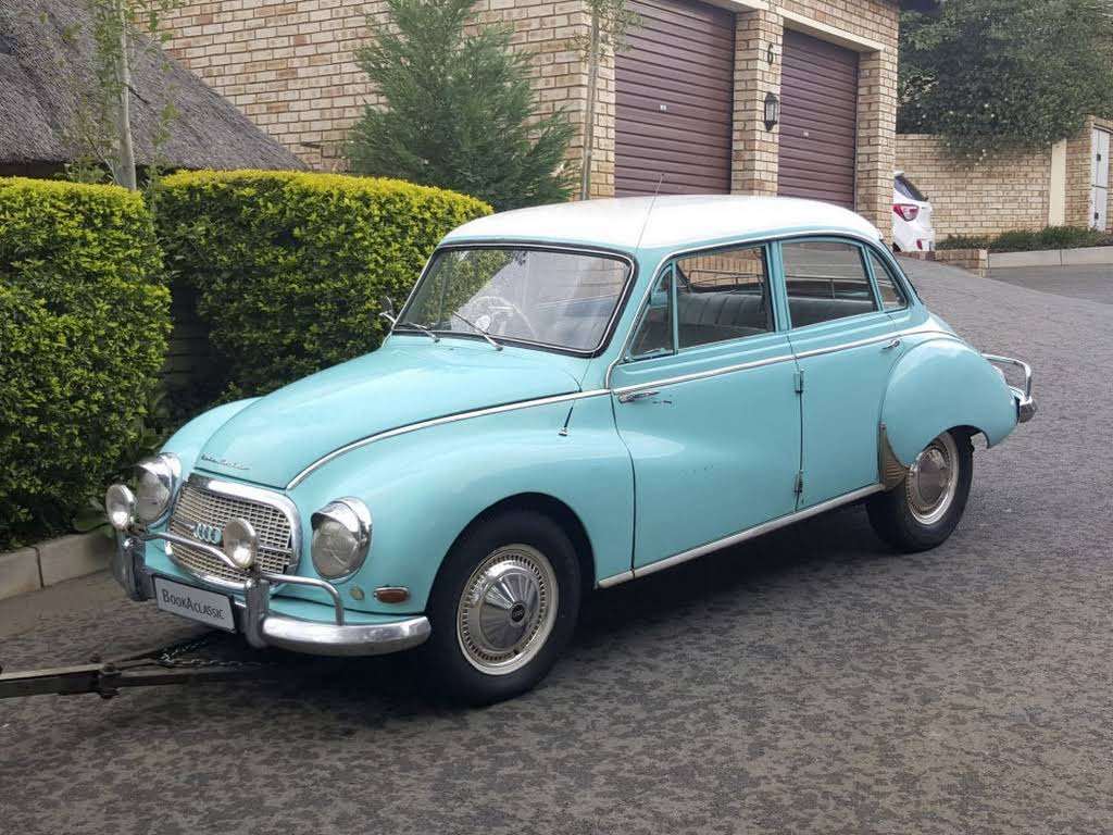 1958 Auto Union DkW 1000s for rent in Gauteng Hire Johannesburg
