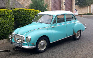 Auto Union DkW 1000s Rent Gauteng