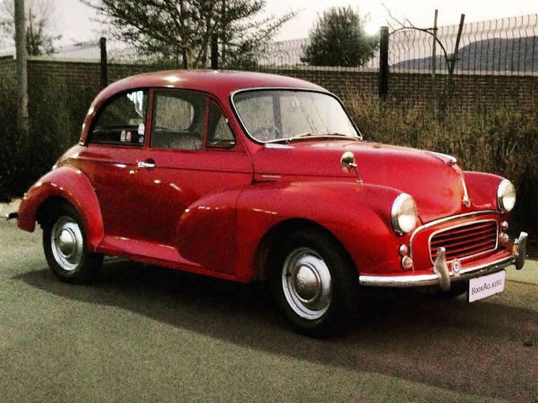 1959 Morris Minor 1000 for rent in Gauteng Hire Johannesburg