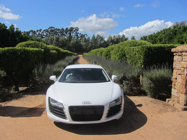Audi R8 for rent in Western Cape Hire Cape Town