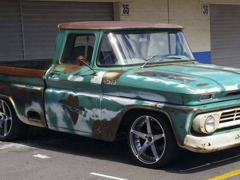 1962 Chevrolet C10 for rent in Western Cape Hire Cape Town