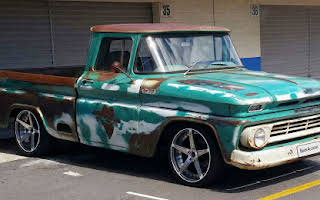 Chevrolet C10 Rent Western Cape