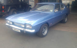 Ford Capri GT3000 Rent Western Cape