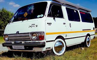 Toyota Hiace Rent Gauteng