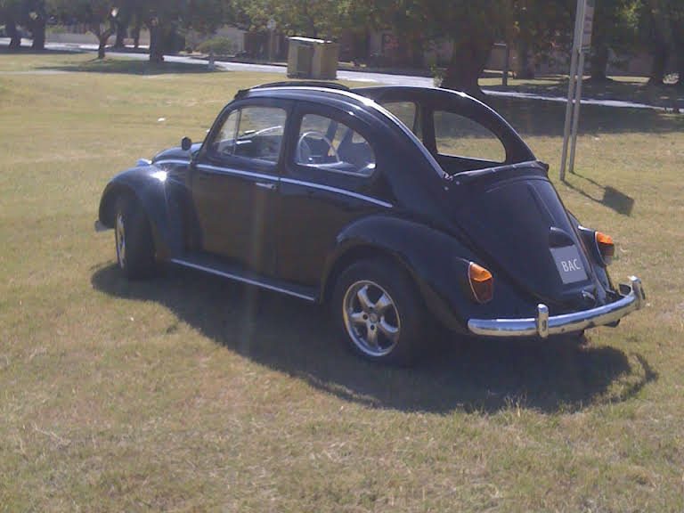1964 Volkswagen Beetle Convertible Hire Parow Cape Town