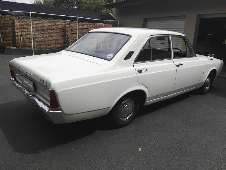 1971 Ford 17M Hire Kempton Park