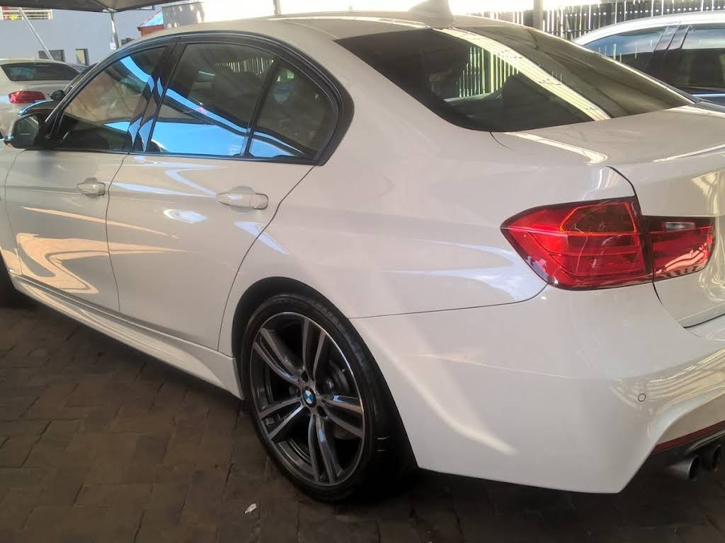 2015 BMW F30 330d for rent in Western Cape Hire Cape Town