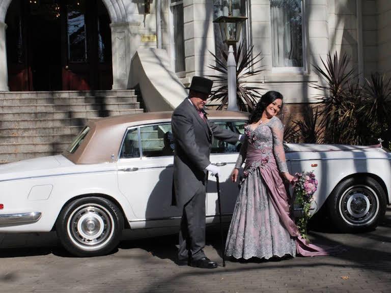 1975 Rolls Royce Silver Shadow Lwb Hire Johannesburg
