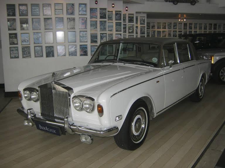 1975 Rolls Royce Silver Shadow Lwb Bookaclassic Co Za