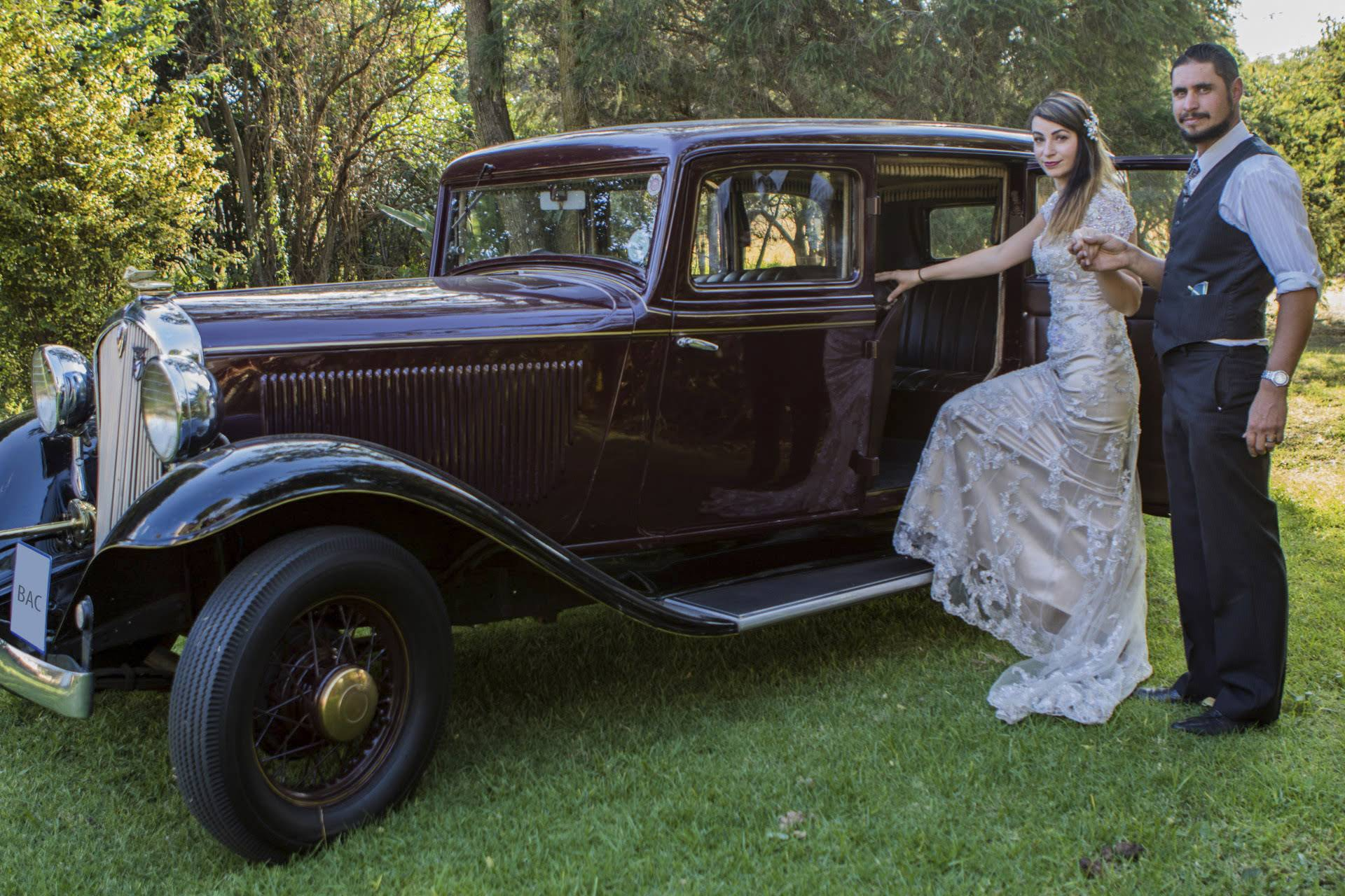 Classic Car Rental and Vintage Cars for Hire - BookAclassic.co.za