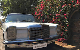 Mercedes-Benz 229 Rent Gauteng