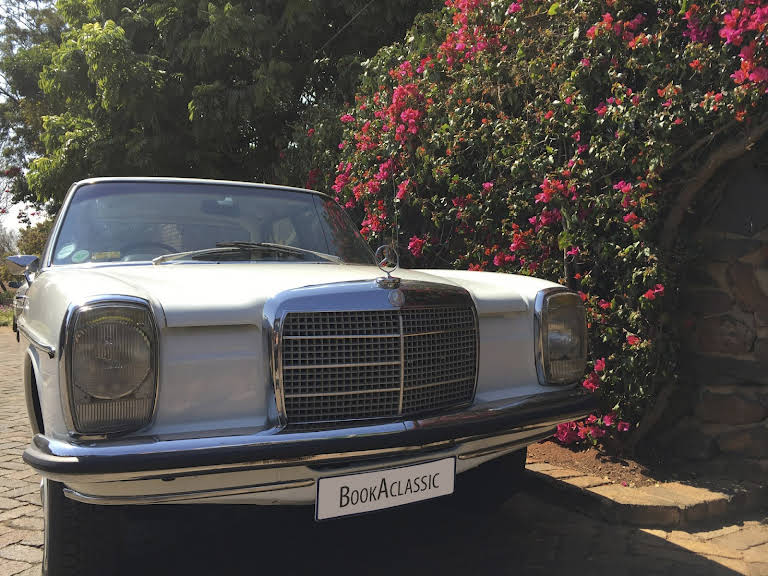 1973 Mercedes Benz 229 Hire Pretoria