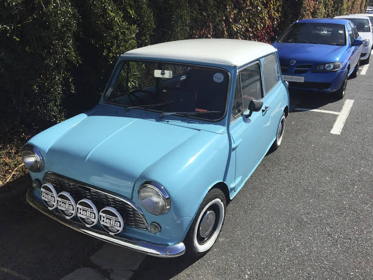 1967 Austin Mk1 Mini for rent in Western Cape Hire Cape Town